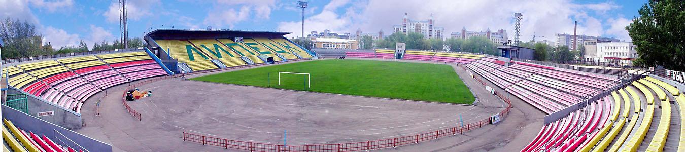 Стадион после реконструкции