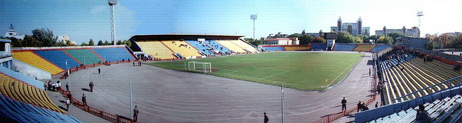 Стадион до реконструкции